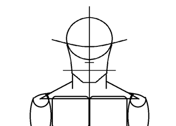 Male Head and Torso Base by bannedbookreader
