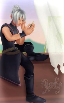 Darkness Will Prevail - Xehanort DL REMOVED by Chyaari