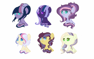 Shipping Adoptables by CitrusSkittles
