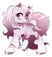 Pony adopt 4 (CLOSED) by Maladoodles