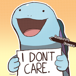 Quagsire Shaming by Dragonith