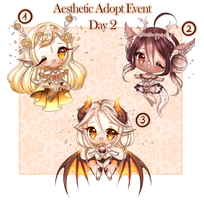 Aesthetic Event: Day 2 [CLOSED] by Mewpyonadopts