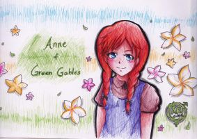 Anne Shirley by TheAwesomeAki-kun
