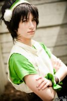 Toph by silenceral