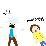 Rik An Mortee by InvertedSlime