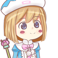 Rom Ohayouface default by KelsuisP