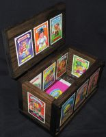 Box 55. Garbage Pail Kids 2. Inside Right by WesleyYoung