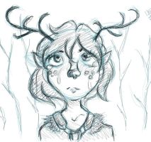 Antlers by hye-nah