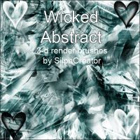 Wicked Abstract by Graphix-Networks