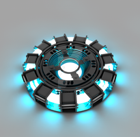 Arc Reactor by Total-Science