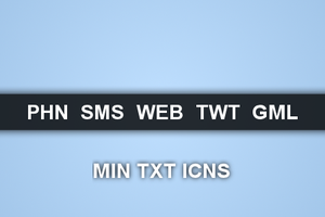 min txt icns for Android by kinesthesia
