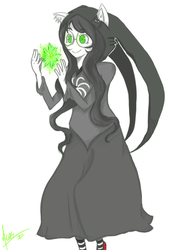 Jade Godtier by Micas-chan
