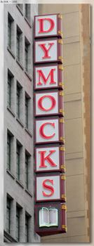 Dymocks Neon Sign by JohnK222