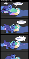 Just Like Big Sis... by Mixermike622