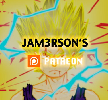 Support me on Patreon by JAM3RSON