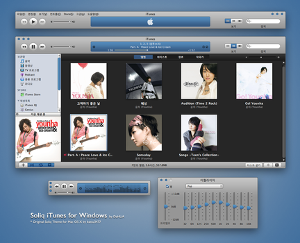 Soliq iTunes for Windows by DaHLiA-7