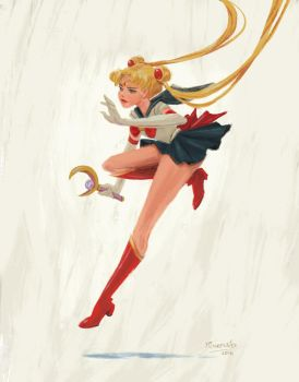 Sailor Soldier by SherRilly