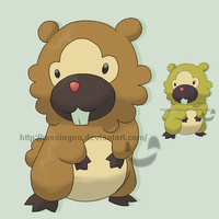 Pokemon Bidoof