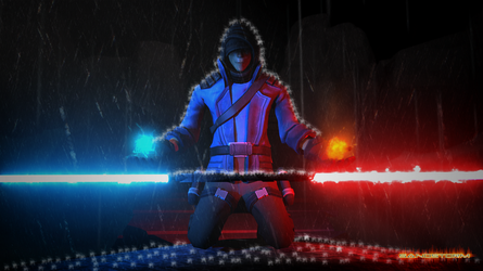 Balance in the Force [SFM] by Sandstorm-Arts