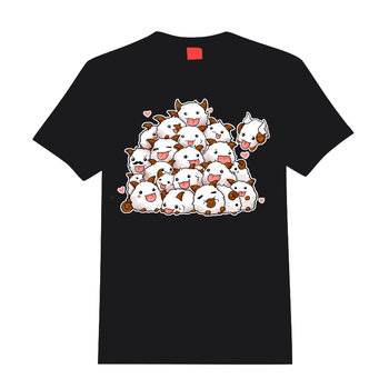 POROS! - League of Legends t-shirt by linkitty