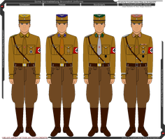 Some Sturmabteilung Brownshirts by Grand-Lobster-King