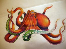Octopus by SuperTuesday