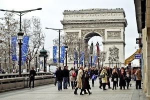 Etoile - Champs Elysees by spinal123