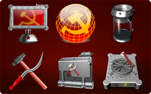 Soviet For IconPackager by ipholio