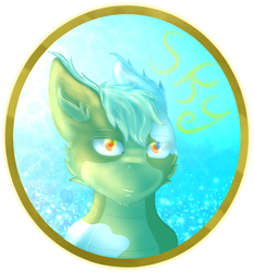 .:New Icon:. by Skythedragonwolf