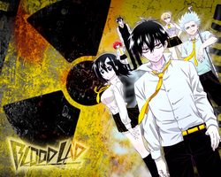 Blood Lad - WALLPAPER by Silas-Tsunayoshi