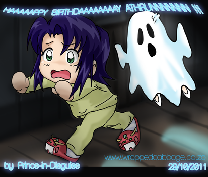 Athrun - Birthday Chase by Prince-in-Disguise