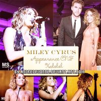 ~Miley Appearance CNF XIII by AndreDevonne