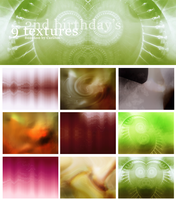 4 textures 800x600 : birthday pack by Carllton