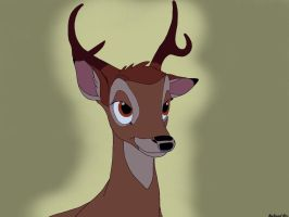 Adult Bambi look by Spartandragon12