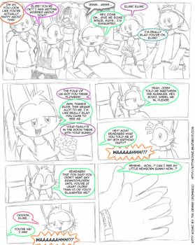 Kitty Komic: Chapter 5, Page 6 by LegendaryWatermelon