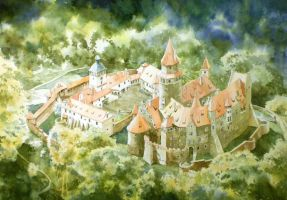 2010 12 14 castle by mariofdy
