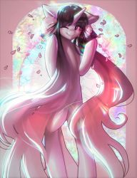 Collaboration with Whitebeeam by My-Magic-Dream