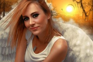 angel by nurie