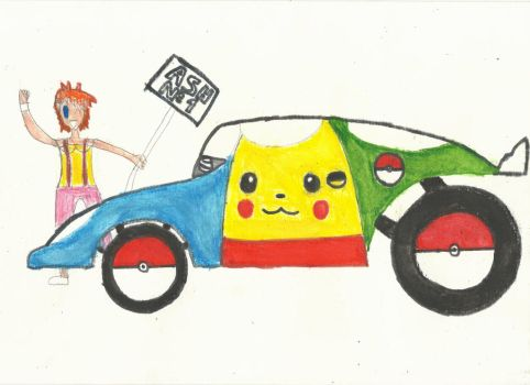 Rally Pokemans by Fistron