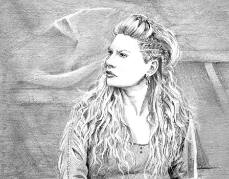 Lagertha by meilin-mao