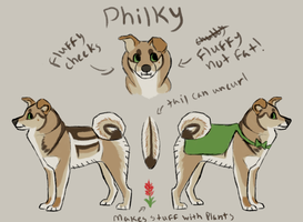 Philky Ref by Coyote-Pro