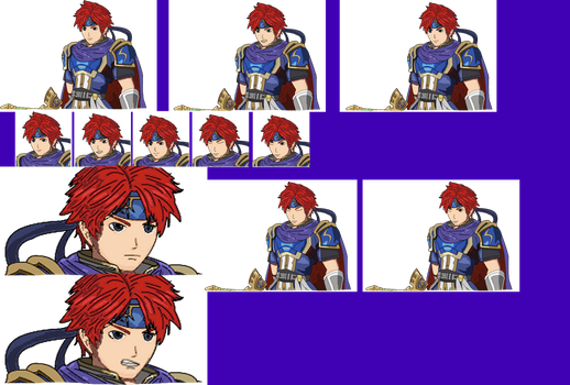 Roy [Fire Emblem Fates style-ish] sheet by Shadarkness