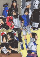 itachis and sasukes life by alpha89