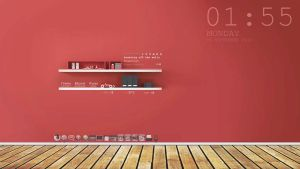 Red Shelves_ by boyhumbug