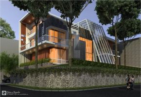 Private House at Nusa Dua Ancol by vaD-Endz