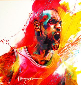 LEBRON Power by HPRADO