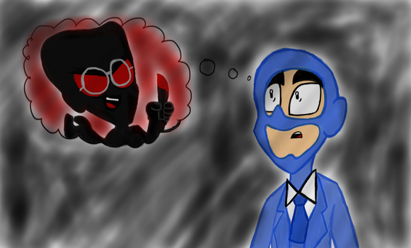 Spy's worst nightmare by Riyana2