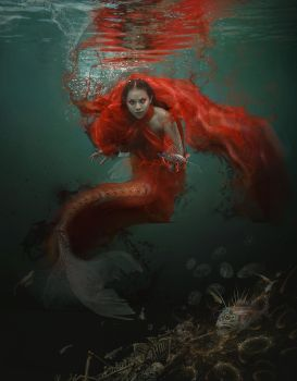 Blood Zodiac. Pisces by Vasylina