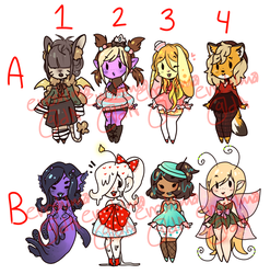 $4/400p Cheeb Adopts - 0/8 (closed!) by enoshlma