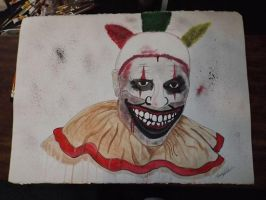 Twisty the Clown by forevernotsinking99